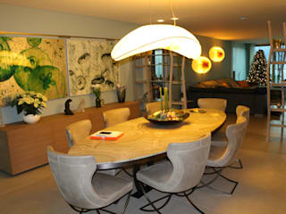 Modern dining room by DF Design Modern