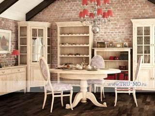 Интерьеры от фабрики ELE (Англия) Гостиная в стиле кантри от Магазин красивой мебели ТРЮ-МО Кантри