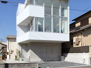 環境建築計画 Modern houses Glass White