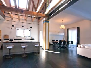 Cuisine classique par SCHWEIKERT SCHILLING Architektur und Gestaltung Classique
