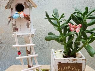 ÇiçekveBahçe Bitki Tasarım Atölyesi – Aşk Yuvası: modern tarz , Modern