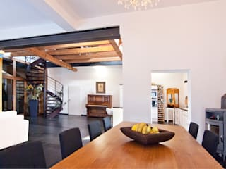 Salle à manger classique par SCHWEIKERT SCHILLING Architektur und Gestaltung Classique