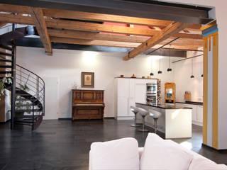 Salon classique par SCHWEIKERT SCHILLING Architektur und Gestaltung Classique