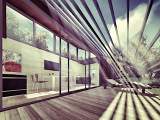 por Ecologia Modular Arquitectos