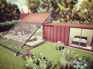 by Ecologia Modular Arquitectos