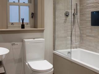 Calverley Park: modern Bathroom by Robyn Falck Interiors