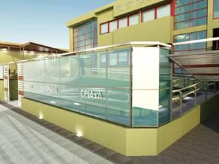 PROPUESTA DE ACCESIBILIDAD:  de estilo  por MVArquitectura-Studio