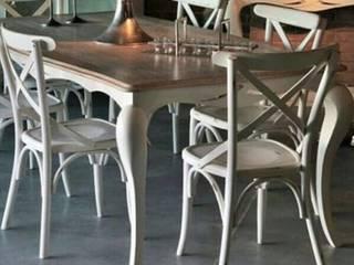 Ahşap Modası – Masa Takımı:  tarz