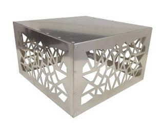 TABLE FIESTA:  de style  par Brut-Métal