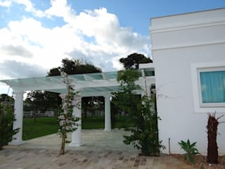 Casa de Campo Casas modernas por ATILIO TRAMONTINI ARQUITETURA LTDA Moderno