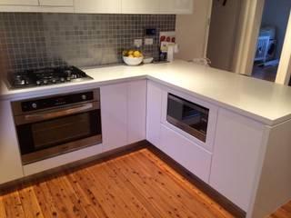 مطبخ تنفيذ AG Arquitectura