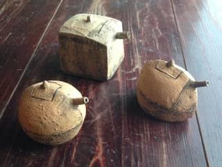 水注: keiichishimizu 丹波かねと窯が手掛けたアジア人です。,和風