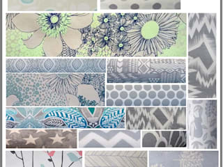 Los colores grises:  de estilo  por NBe DECO