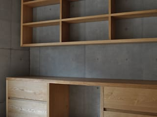 Shelf - Desk: EVENが手掛けたです。