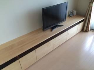chest & bord: 浅村家具製作所が手掛けた折衷的なです。,オリジナル