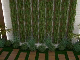 KC ARQUITETURA urbanismo e design Jardin d'hiver moderne
