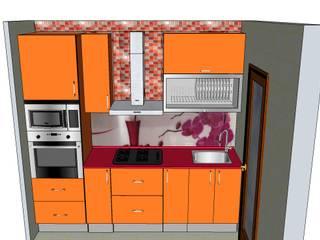 COCINA Cocinas de estilo moderno de DECO-REFORMAS BADAL Moderno