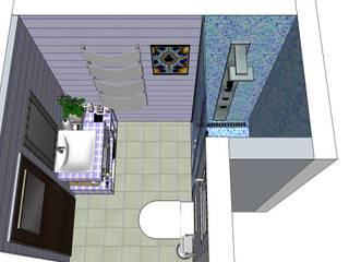 COCINA Baños de estilo moderno de DECO-REFORMAS BADAL Moderno