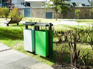 Mobiliario Urbano de Diseño Neko Moderno