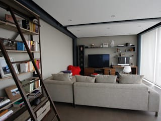 ARCO Arquitectura Contemporánea Modern media room