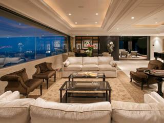 Modern living room by ARCO Arquitectura Contemporánea Modern