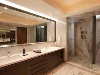 Departamento CGB : Baños de estilo  por ARCO Arquitectura Contemporánea