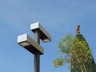 Equipamiento Urbano de Diseño Neko Moderno