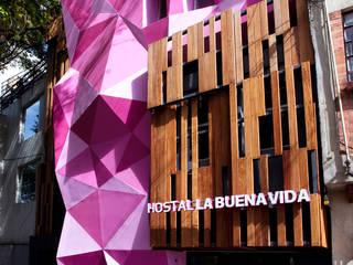 Modern houses by ARCO Arquitectura Contemporánea Modern
