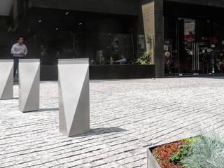 Complementos Urbanos de Diseño Neko Moderno