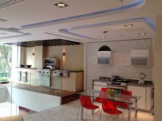 Modern kitchen by ARCO Arquitectura Contemporánea Modern