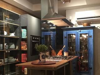 Cozinha Gourmet Cozinhas ecléticas por Roberta Dassi Arquitetura Eclético