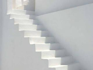 Pavimento in resina per esterni Infinity Outdoor Pavimento Moderno Ingresso, Corridoio & ScaleScale Bianco