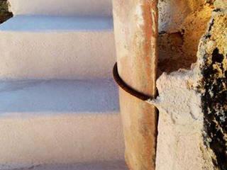 Pavimento in resina per esterni Infinity Outdoor Pavimento Moderno Ingresso, Corridoio & ScaleScale