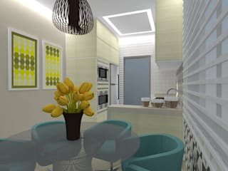 Modern kitchen by Nádia Catarino - Arquitetura e Design de Interiores Modern