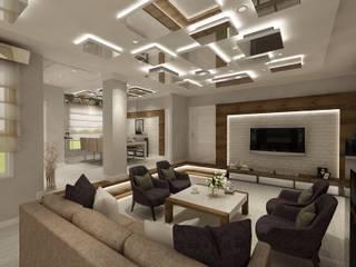 PRATIKIZ MIMARLIK/ ARCHITECTURE – YS Evi : modern tarz , Modern