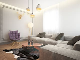 Modern living room by Dmd Design Modern