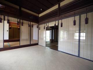 八女すだれ Yame Sudare: 株式会社鹿田産業  SHIKADA SANGYO INC.が手掛けたアジア人です。,和風
