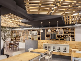 Gastronomy by Inception Architects Studio, Modern