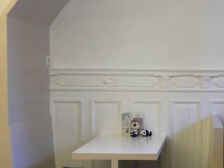 salon de thé bubble téa:  de style  par studiomaxdesign