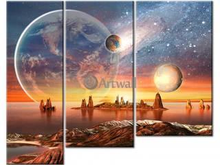 Модульные картины:  в . Автор – Artwall