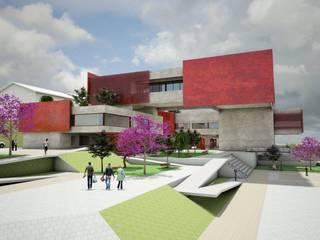 Centro de Memória e Cultura:   por CONCEITO Arquitetura, Urbanismo e Interiores
