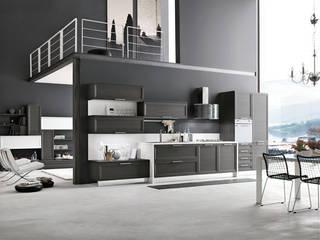 Realizzazioni Cocinas modernas: Ideas, imágenes y decoración de MD WORK SRL Moderno