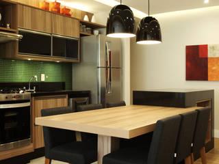 Projeto Modern dining room by Studio 262 - arquitetura interiores paisagismo Modern