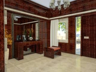 Dormitorios clásicos de Luca Dini Design Clásico