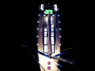 Yates y jets minimalistas de Luca Dini Design Minimalista