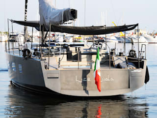 Yachts & Jets de style de style Minimaliste par Luca Dini Design