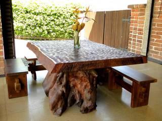 Muebles Rústicos:  de estilo  por la tienda del mueble rustico