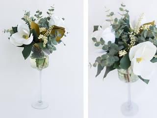 Arte Floral Artificial:  de estilo  de LOS DETALLES DE SONIA MOMPÓ