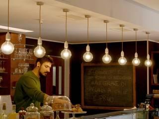 Veganima Arco Gastronomía de estilo moderno de masetto snc Moderno