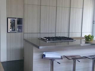 Cocinas modernas de Spacio M+M Moderno